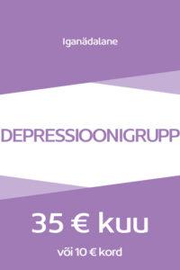 Depressioonigrupi hind