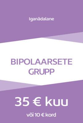Bipolaarsete grupi hind