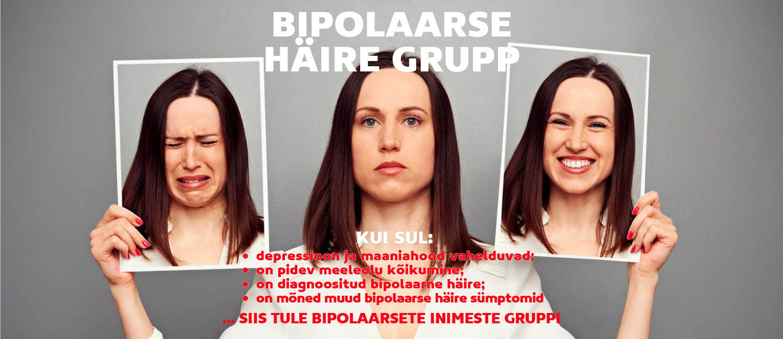 Bipolaarse häire grupp